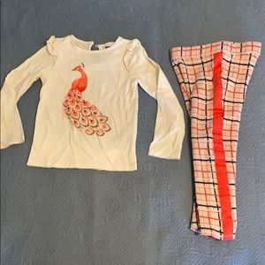 Janie and Jack outfit size 4